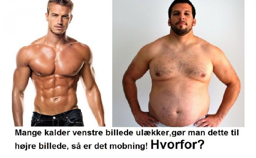 Veltrænet vs. overvægtig – Hvad siger folk?
